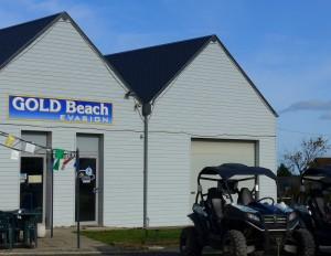 Gold Beach Evasion